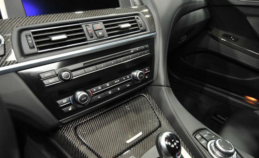 2013 BMW M6 coupé - Slide 25