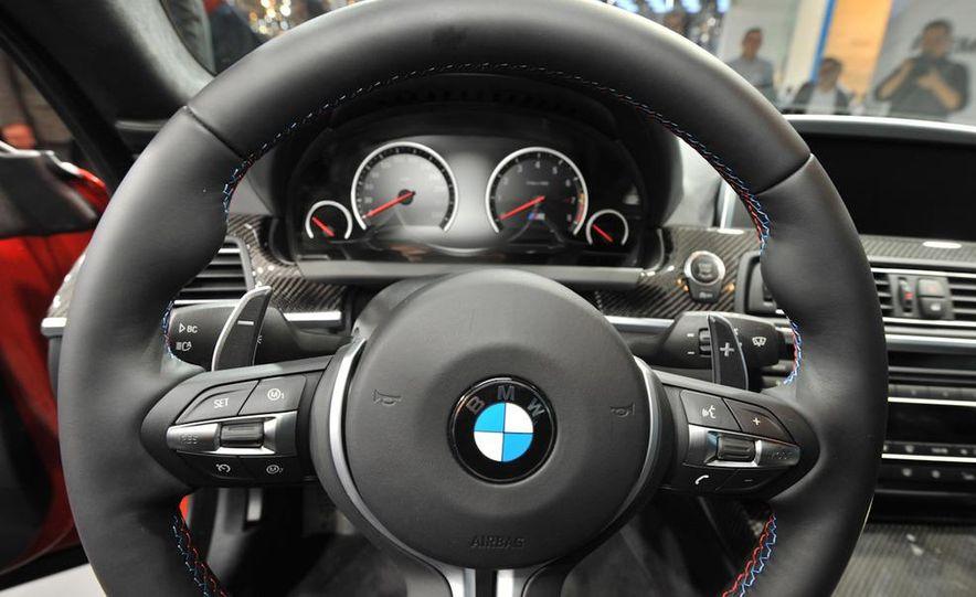 2013 BMW M6 coupé - Slide 28