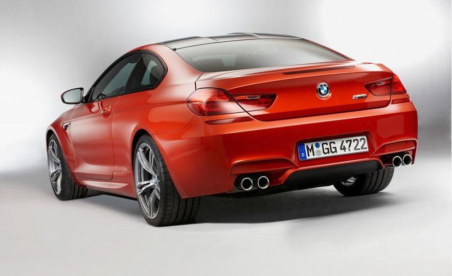 2013 BMW M6 coupé - Slide 32