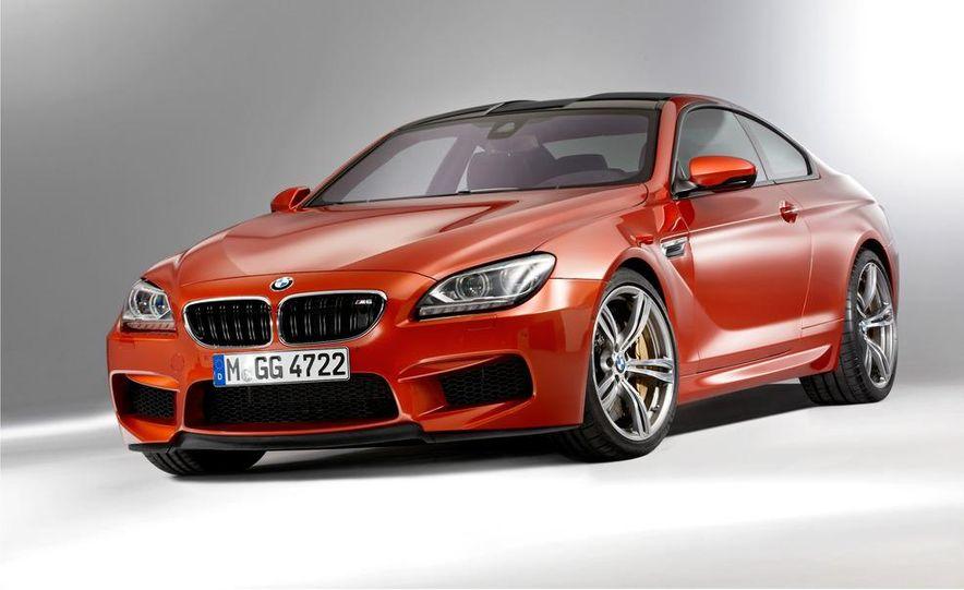 2013 BMW M6 coupé - Slide 34