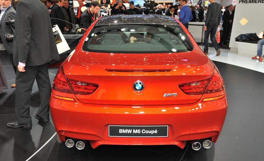 2013 BMW M6 coupé - Slide 2
