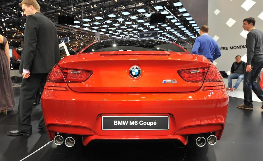 2013 BMW M6 coupé - Slide 3