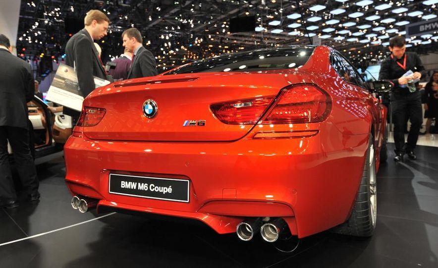 2013 BMW M6 coupé - Slide 4