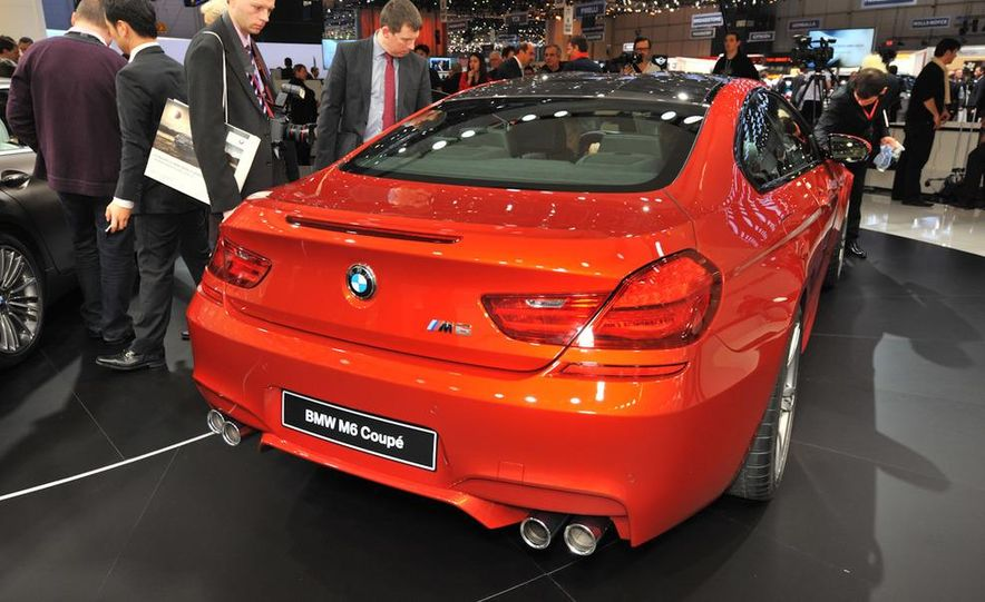 2013 BMW M6 coupé - Slide 5