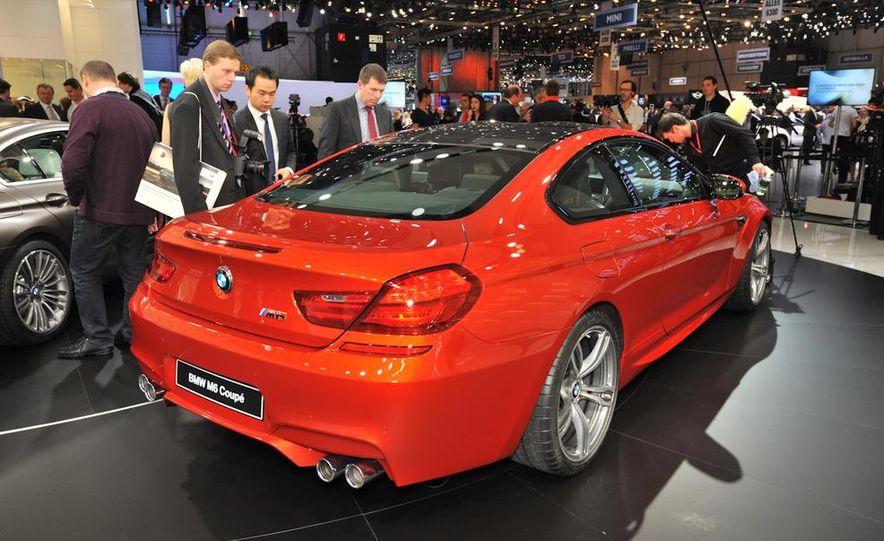 2013 BMW M6 coupé - Slide 6