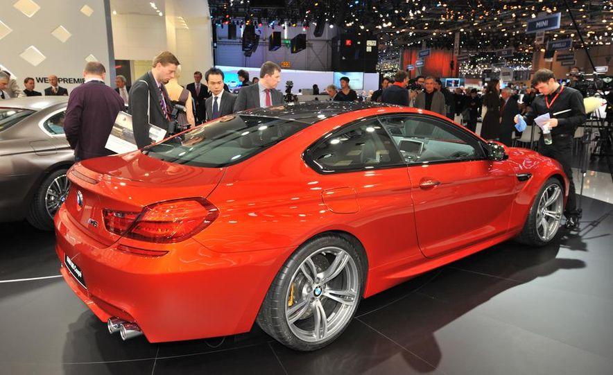 2013 BMW M6 coupé - Slide 7