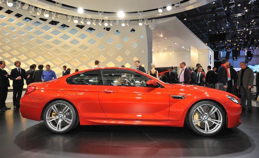 2013 BMW M6 coupé - Slide 8