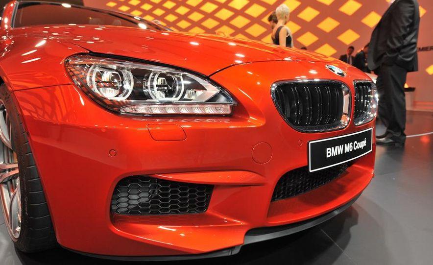 2013 BMW M6 coupé - Slide 9