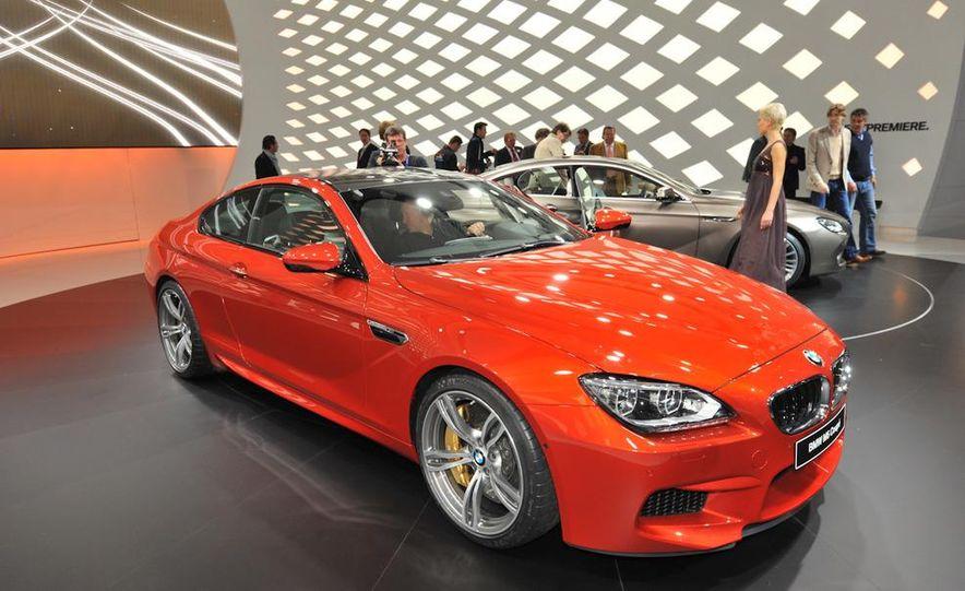 2013 BMW M6 coupé - Slide 10