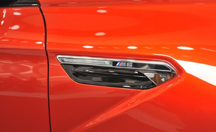 2013 BMW M6 coupé - Slide 12