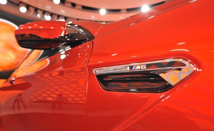2013 BMW M6 coupé - Slide 13
