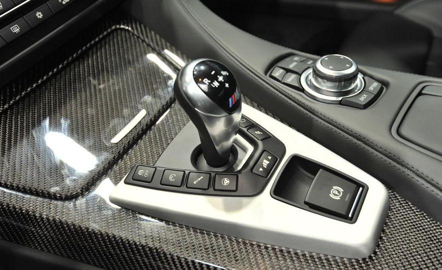 2013 BMW M6 coupé - Slide 27