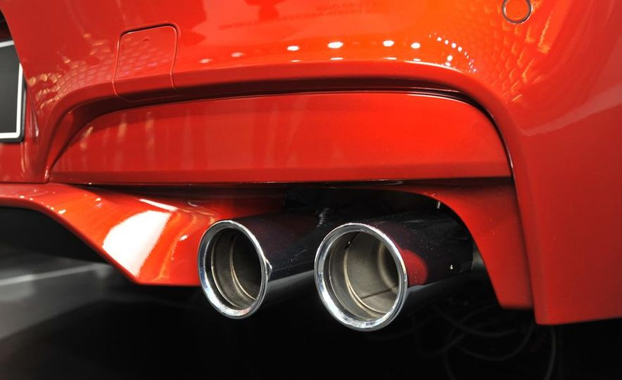 2013 BMW M6 coupé - Slide 11