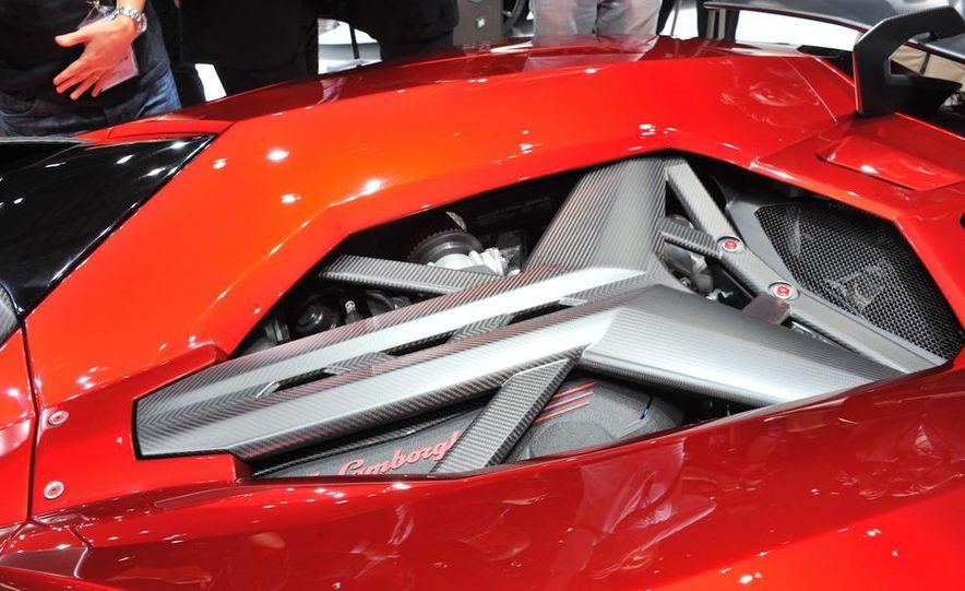 Lamborghini Aventador Jota - Slide 31