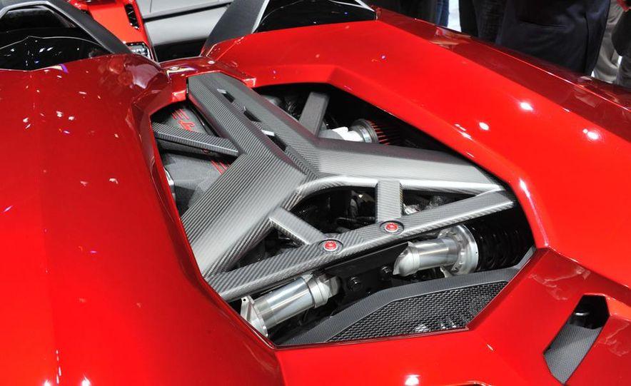Lamborghini Aventador Jota - Slide 32