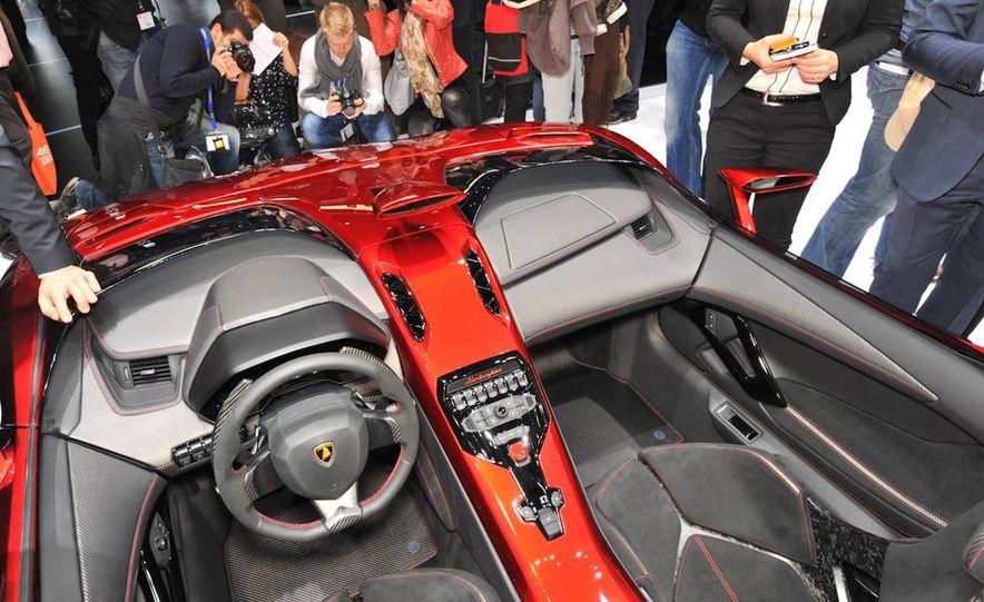 Lamborghini Aventador Jota - Slide 25