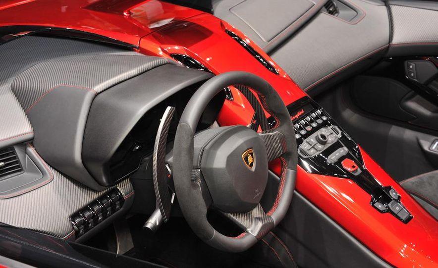 Lamborghini Aventador Jota - Slide 27