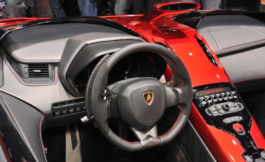 Lamborghini Aventador Jota - Slide 28
