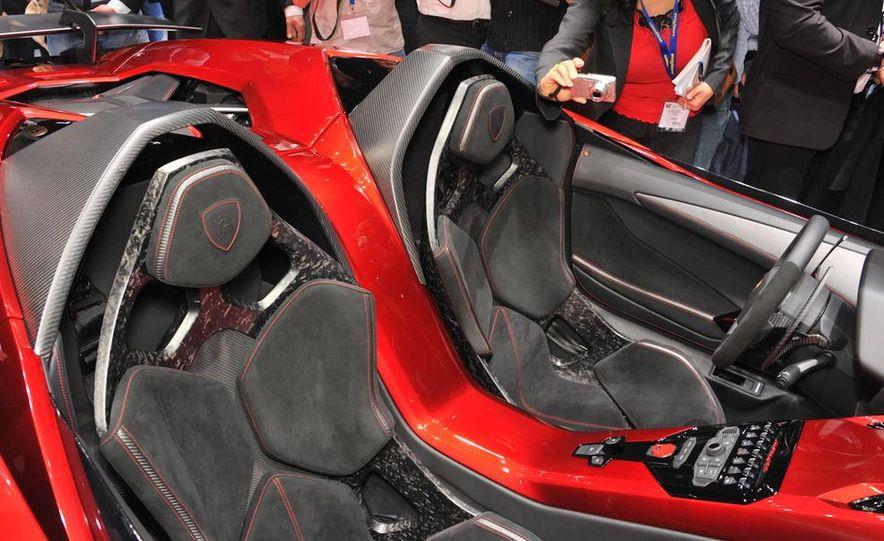Lamborghini Aventador Jota - Slide 29