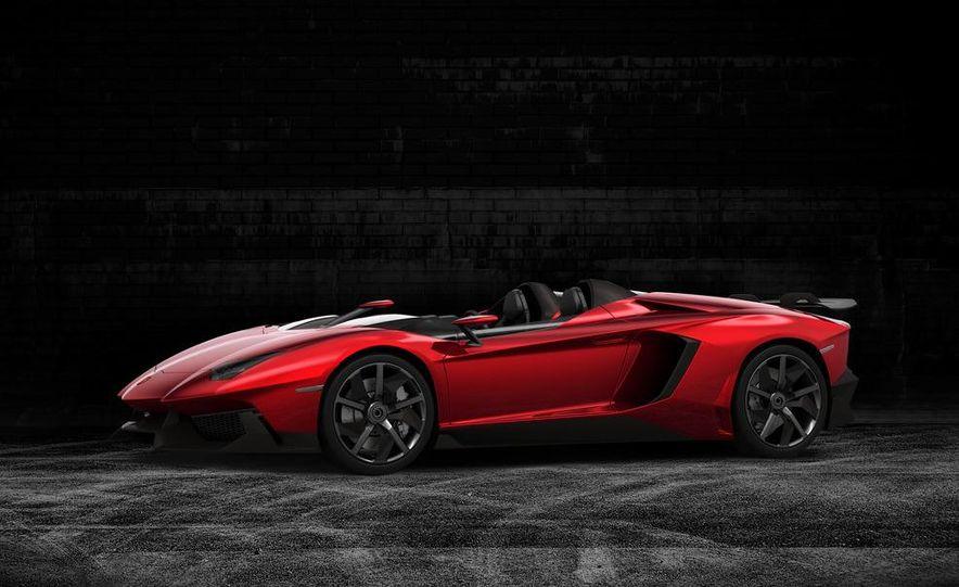 Lamborghini Aventador Jota - Slide 34