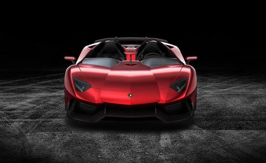 Lamborghini Aventador Jota - Slide 36