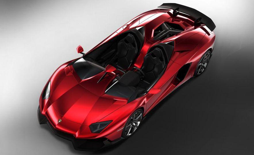Lamborghini Aventador Jota - Slide 40