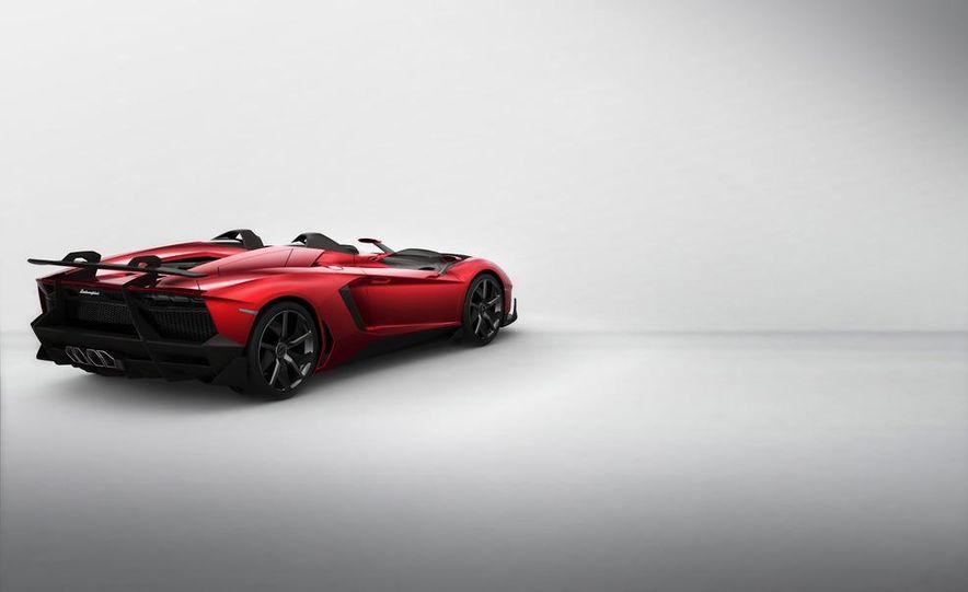Lamborghini Aventador Jota - Slide 42