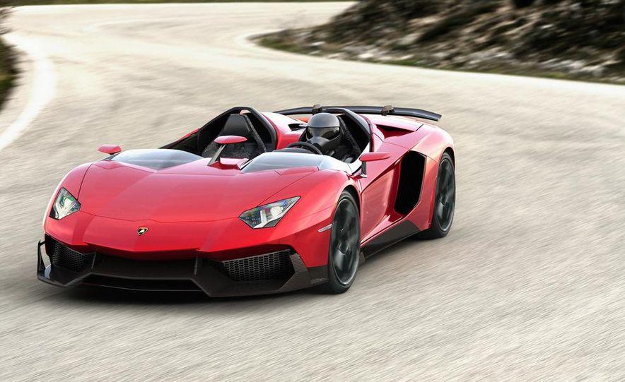 Lamborghini Aventador Jota - Slide 44