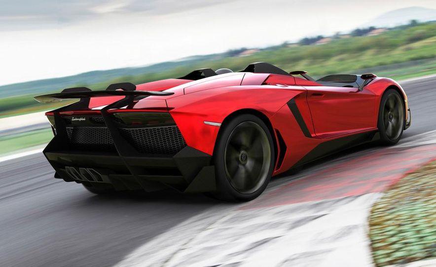 Lamborghini Aventador Jota - Slide 47