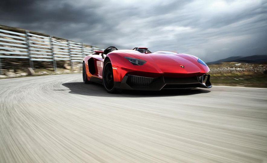 Lamborghini Aventador Jota - Slide 49