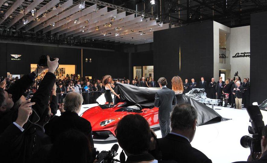 Lamborghini Aventador Jota - Slide 1