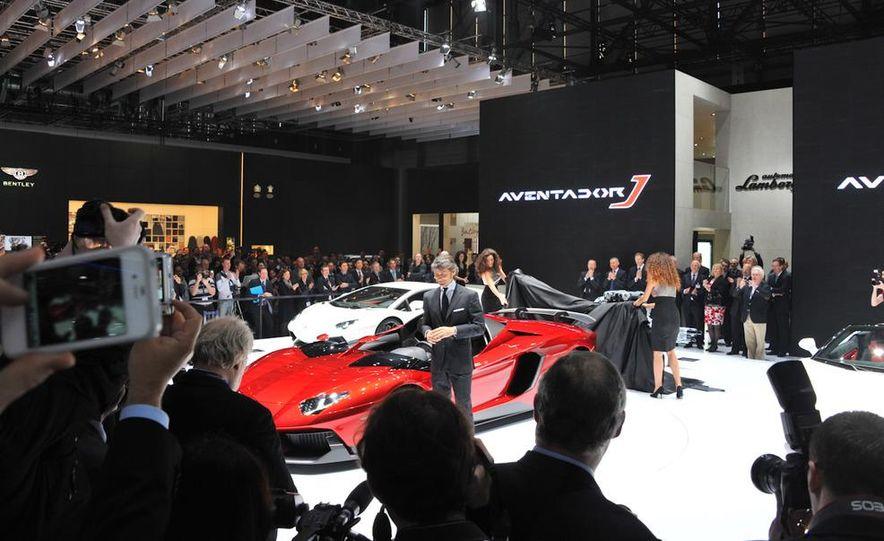 Lamborghini Aventador Jota - Slide 2