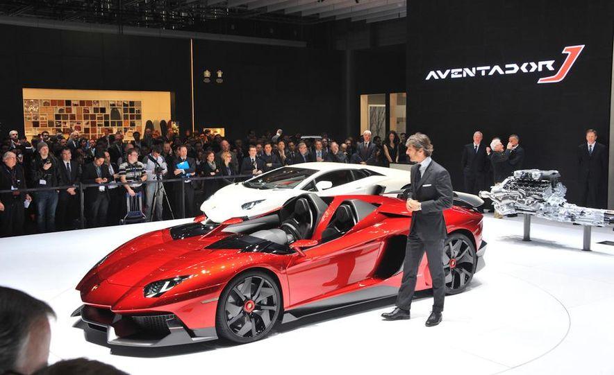 Lamborghini Aventador Jota - Slide 4