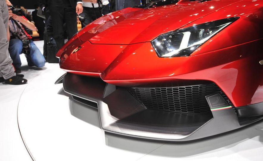 Lamborghini Aventador Jota - Slide 11