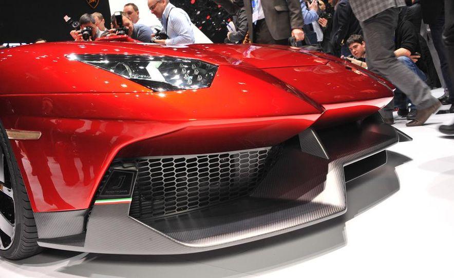 Lamborghini Aventador Jota - Slide 12