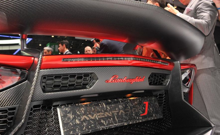 Lamborghini Aventador Jota - Slide 16