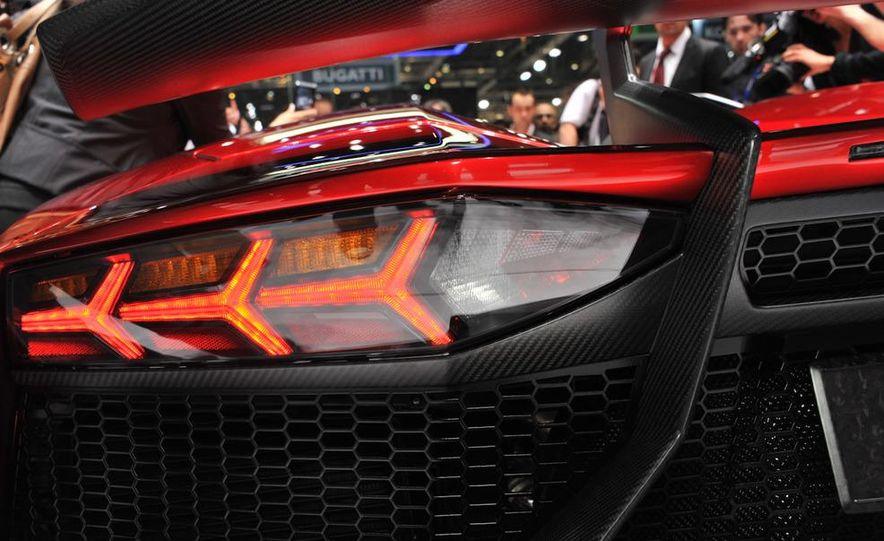Lamborghini Aventador Jota - Slide 20