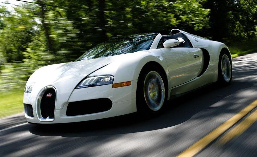 2013 Bugatti Veyron 16.4 Grand Sport Vitesse - Slide 31