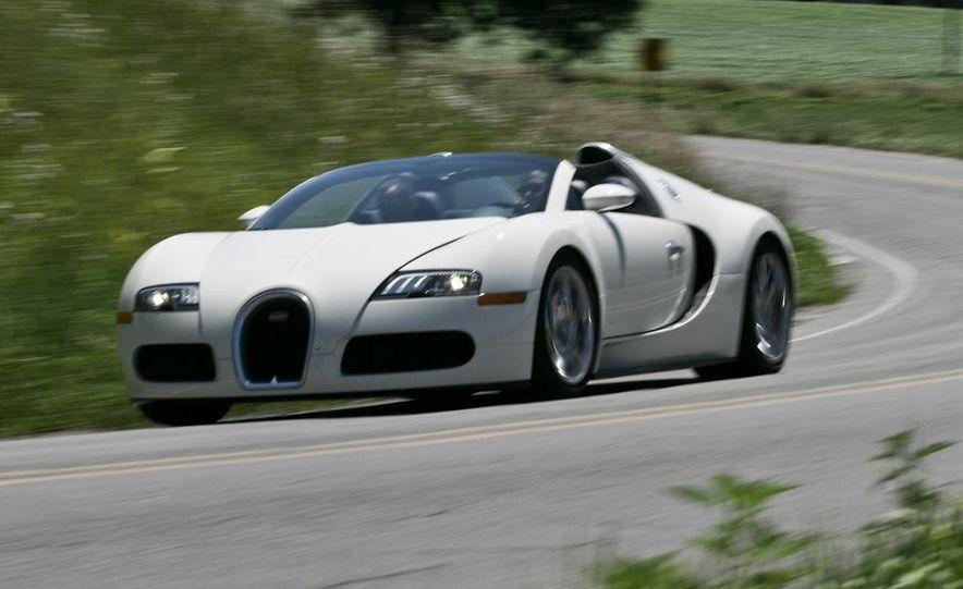 2013 Bugatti Veyron 16.4 Grand Sport Vitesse - Slide 35
