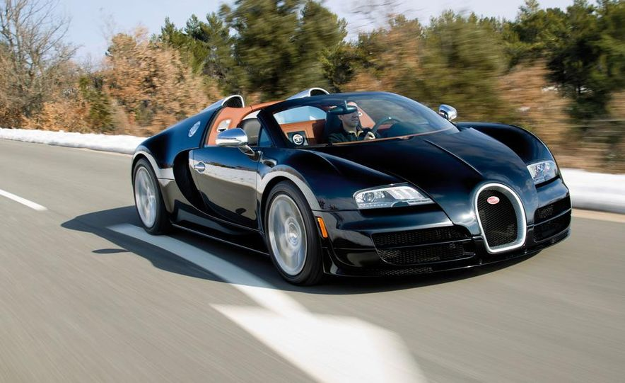 2013 Bugatti Veyron 16.4 Grand Sport Vitesse - Slide 13