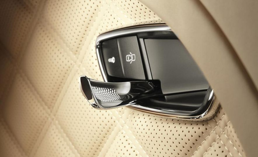 2013 Bentley Mulsanne Mulliner - Slide 36