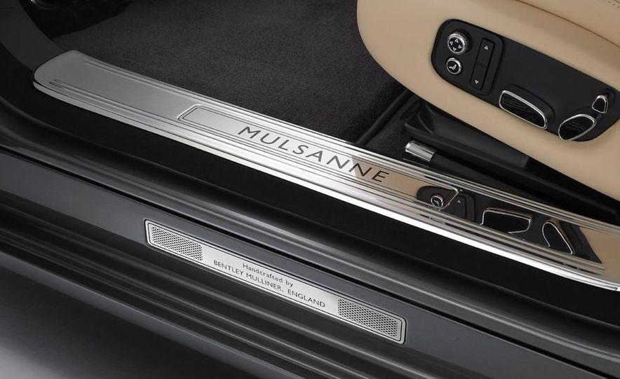 2013 Bentley Mulsanne Mulliner - Slide 34