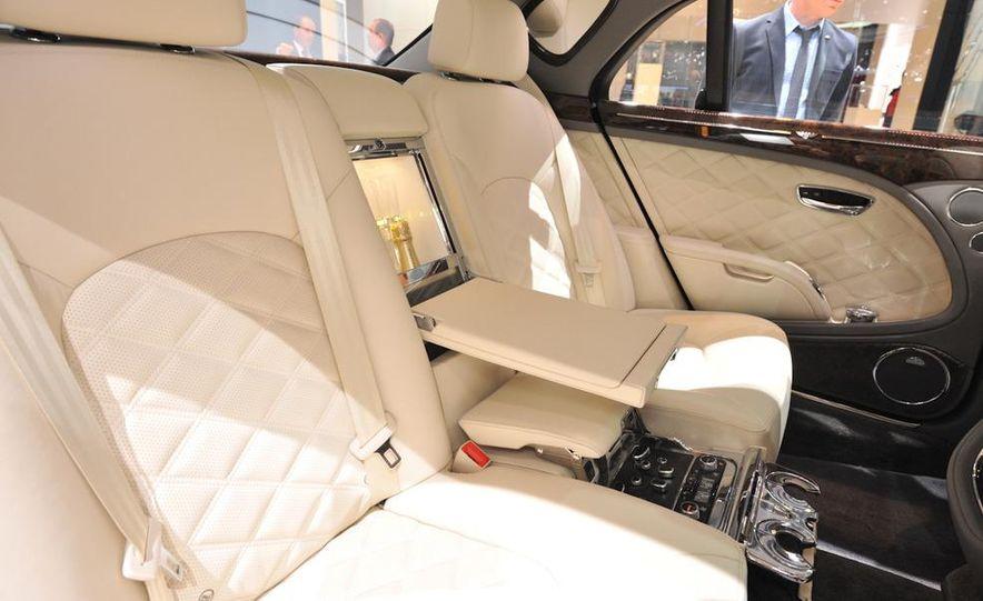 2013 Bentley Mulsanne Mulliner - Slide 8