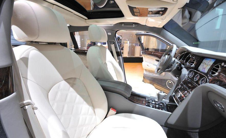2013 Bentley Mulsanne Mulliner - Slide 10