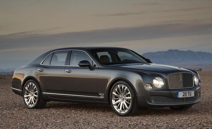 2013 Bentley Mulsanne Mulliner - Slide 25
