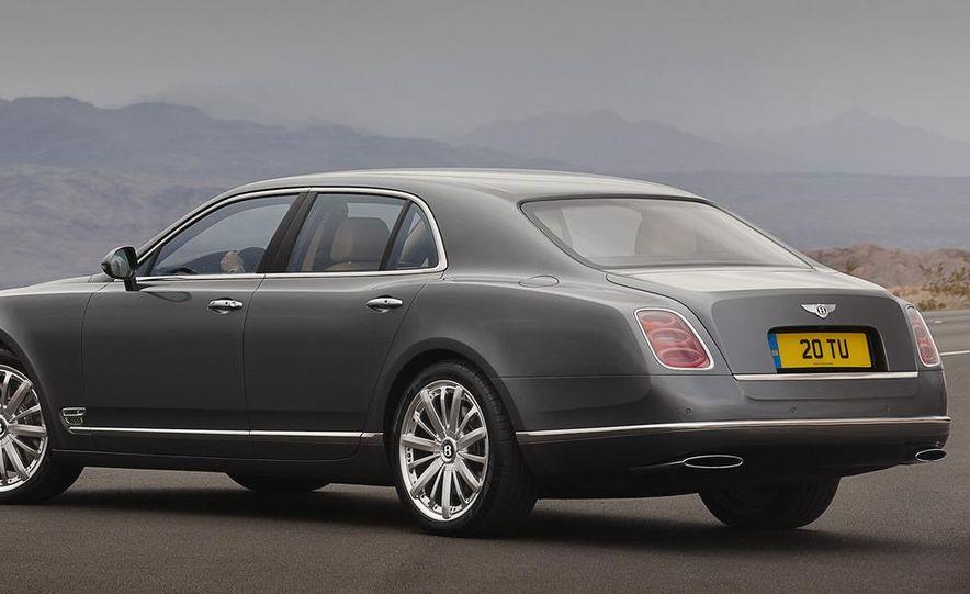 2013 Bentley Mulsanne Mulliner - Slide 26