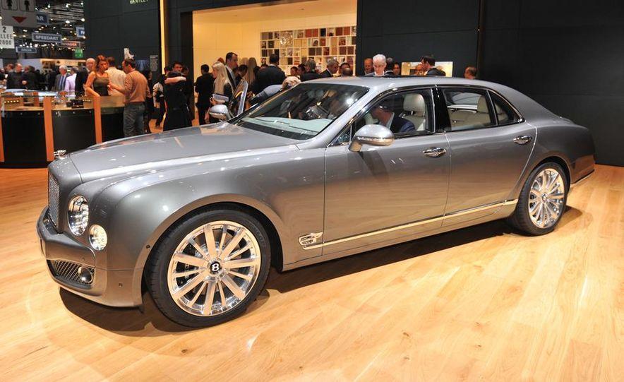 2013 Bentley Mulsanne Mulliner - Slide 1
