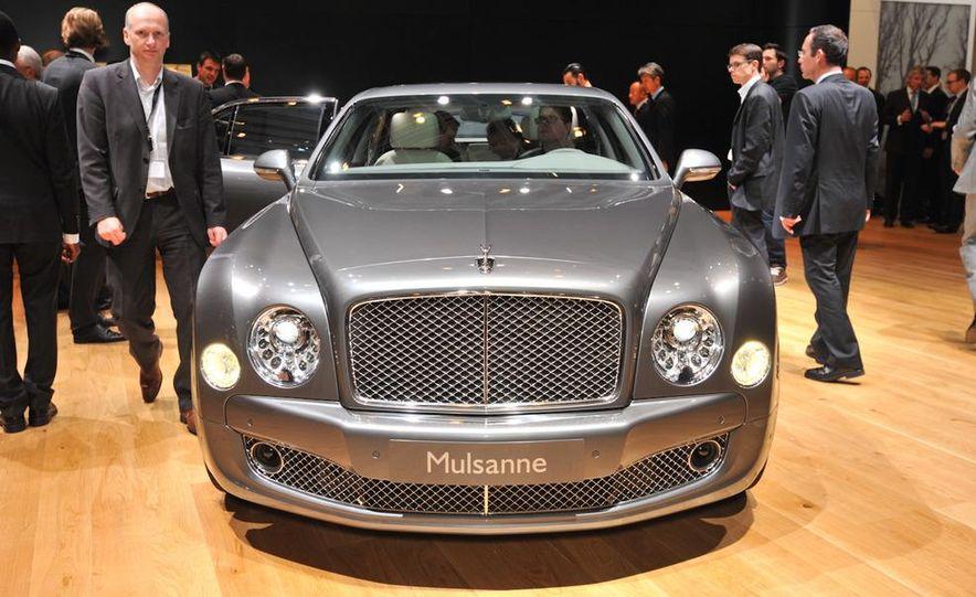 2013 Bentley Mulsanne Mulliner - Slide 4