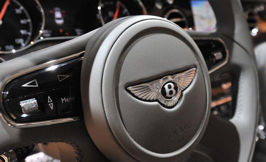 2013 Bentley Mulsanne Mulliner - Slide 19