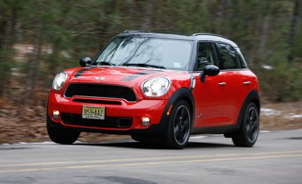 2013 mini john cooper works countryman drive review. Black Bedroom Furniture Sets. Home Design Ideas